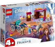 Конструктор LEGO Disney Frozen Пригодницький фургон Ельзи 41166