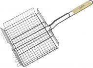 Решітка-гриль Chef's об'ємна з антипригарним покриттям 55х31х6 см