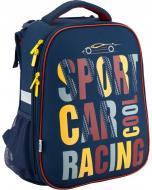 Рюкзак шкільний KITE Car racing 531