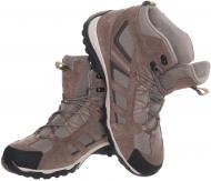 Черевики Jack Wolfskin Vojo Hike Mid Texapore Men темно-сірий 4011361-3800