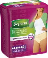 Підгузки-труси Depend Pants Normal для жінок L/XL 10 шт.