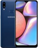 Смартфон Samsung Galaxy A10S 2/32 Duos blue