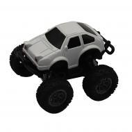 Позашляховик Funky Toys фрикційний білий 1:64 FT61023