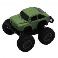 Позашляховик Funky Toys фрикційний зелений 1:64 FT61026