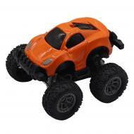 Позашляховик Funky Toys фрикційний помаранчевий 1:64 FT61030