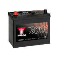 Акумулятор автомобільний Yuasa SMF Battery 45А 12 B YBX3057 «+» ліворуч