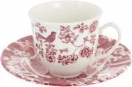 Чашка с блюдцем Толедо 240 мл Claytan Ceramics