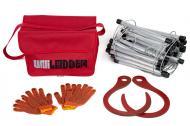 Универсальная спасательная лестница Uniladder 2L-1000 Silver усиленные крюки (n-144)