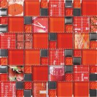 Плитка Intermatex Carnaval Red 30x30