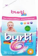 Пральний порошок для машинного та ручного прання Burti Baby compact 0,9 кг