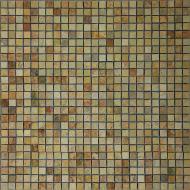 Мозаїка сланець (кварцит) квадратики 0.5 кв.м