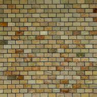 Мозаїка сланець (кварцит) цеглинки 0.5 кв.м