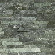 Плитка Банк каменю сланець соломка (смарагдова Болгарія) не торцована 30 мм 0,5 кв.м