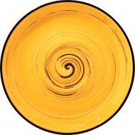 Блюдце Spiral Yellow 12 см WL-669434/B Wilmax