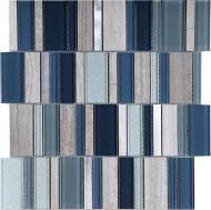 Плитка Intermatex Stripes Cold 30,2x30,7