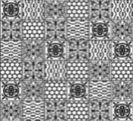 Плитка MIDAS Mosaic A-MGL04-XX-027 30x30
