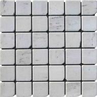 Плитка KrimArt мозаїка Антік МКР-3А Mix White 30,5x30,5 акція