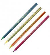 Олівець чорнографітний Evolution з гумкою BIC