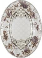 Плитка El Molino Вівальді Плата-Боне медальйон 14x10 .