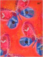 Блокнот Opium. Butterfly А5 YES