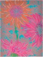Блокнот Turnowsky. Art flowers А5 YES
