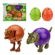 Игрушка-трансформер Динозавры 4 шт. 8283-1