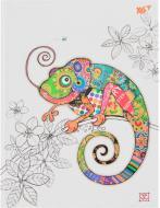 Блокнот BugArt. White hameleon А5 YES
