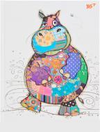 Блокнот White hippo А5 96 YES