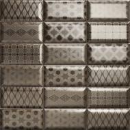 Плитка Mainzu Бампі Метал 10x20