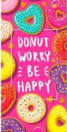 Книга для нотаток Do nut worry 100*200/64 YES