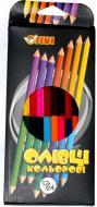 Карандаши цветные 51621-TK (12/288) 12 шт. Тікі