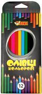 Олівці кольорові 51618-TK (12/288) 12 шт. Тікі