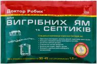 Біопрепарат Доктор Робик 106 для вигрібних ям та септиків