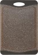 Дошка кухонна Brown non-slip 28,4х20х1,1 см Flamberg