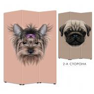Ширма Теамо Собаки 118x175 см