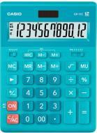 Калькулятор настільний GR-12C-GN-W-EP великий дисплей Casio