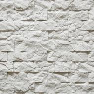 Плитка гіпсова пряма Арт-Декор Марокко класік 0,47 кв.м