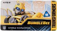 Олівці кольорові Transformers BumbleBee Movie TF19-058 12 шт. KITE
