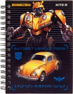 Блокнот А6 80 арк. Transformers BumbleBee TF19-226 KITE