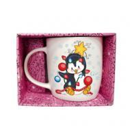 Чашка New Year Penguin 350 мл 76020690 GGP