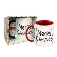 Чашка Merry Christmas 320 мл 76000725 GGP