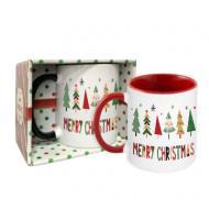 Чашка Christmas Tree 320 мл 76000651 GGP