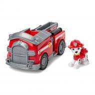 Набор Spin Master Paw patrol Базовый спасательный автомобиль с Маршалом (SM16775/9917)