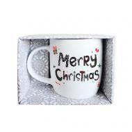 Чашка Merry Christmas 320 мл 76020724 GGP
