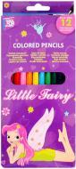 Олівці кольорові Little fairy CF15151 12 шт. Cool For School