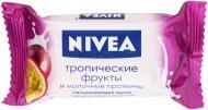 Мыло Nivea Тропические фрукты и молочные протеины 90 г