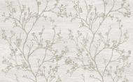 Плитка Golden Tile Carina Sprigs світло-сірий CRG151 25х40