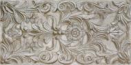Плитка SALONI Моньер орнамент грис 45x90