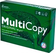 Папір офісний A4 80 г/м Multicopy 500 арк. білий