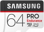 Карта пам'яті Samsung microSD/microSDHC/microSDXC 64 ГБ Class 10 (MB-MJ64GA/RU) PRO Endurance UHS-I U1